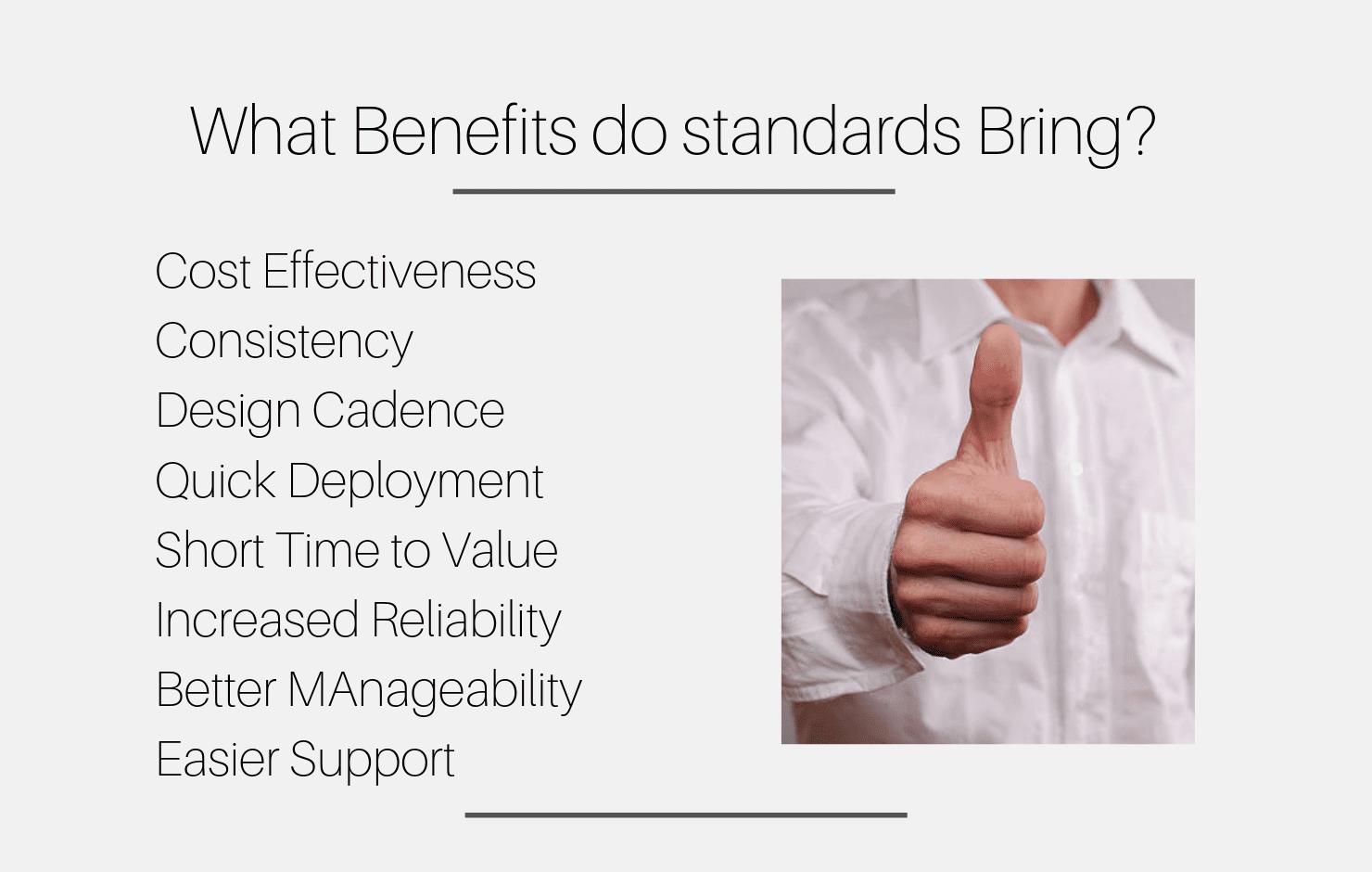 Definizione degli standard